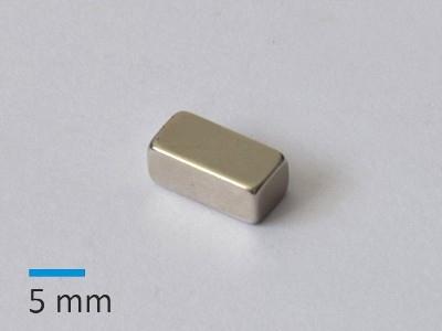 N35 10x5x4 mm Ni