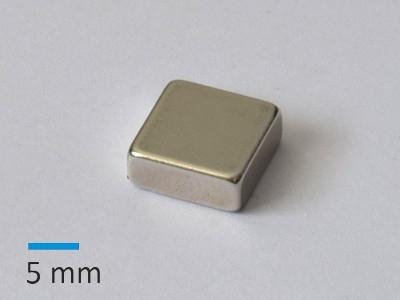 N35 12x12x5 mm Ni