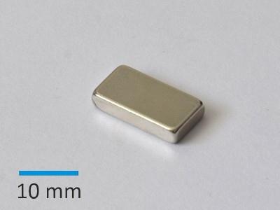 N35 15x8x3 mm Ni
