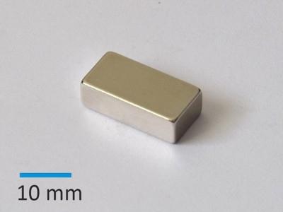 N35 20x10x6 mm Ni