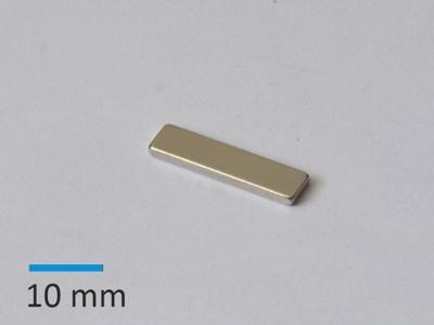 N35 20x5x1,5mm, Ni