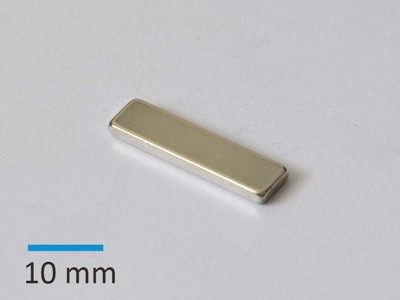 N35 23x6x2 mm Ni