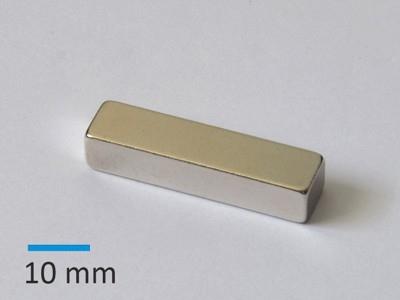 N35 40x10x8 mm Ni
