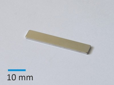 N35 40x7x1,5 mm Ni