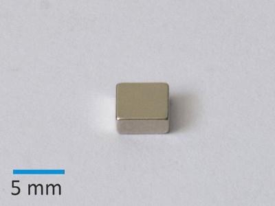 N35 5x5x2 mm Ni