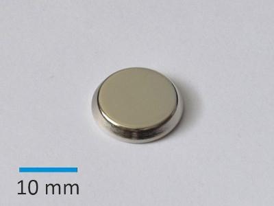 N35 D16,3x3 mm Ni
