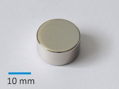 N35 D20x10 mm ni