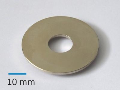 N35 D48xd15x2 mm, Ni