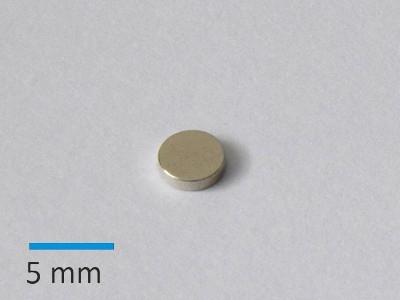 N35 D4x1 mm, Ni