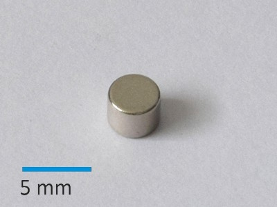 N35 D4x3 mm, Ni
