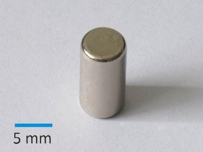 N35 D6x12 mm Ni