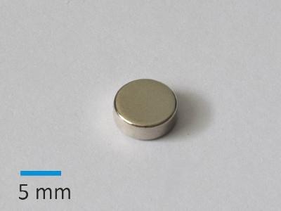N35 D8x3 mm Ni