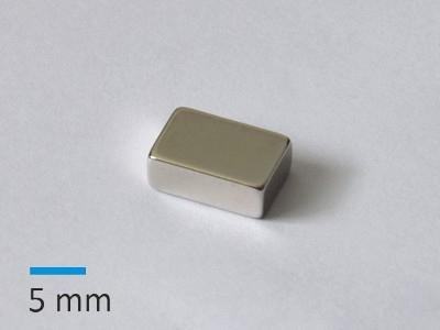 N35H 12x8x4,5 mm Ni