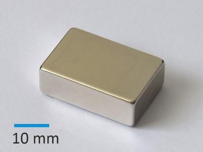 N35H 30x20x10mm, Ni