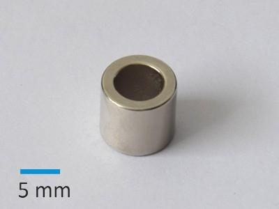 N42 D11xd7x10 mm Ni