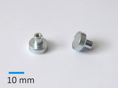 SMND2.004 D13x6mm M3