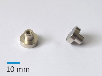 SMND2.005 D16x4,5mm M4