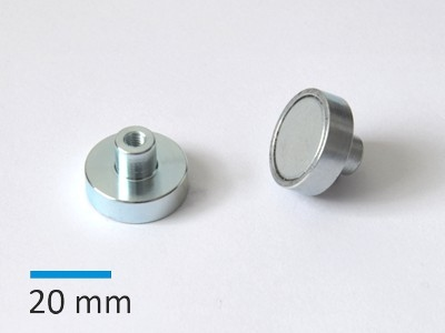 SMND2.007 D25x7mm M4