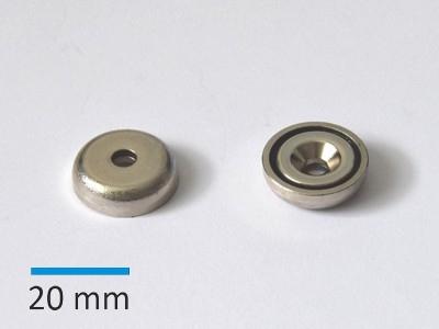 SMND6.002 D20x6mm