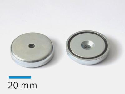 SMND6.005 D40x8mm M5
