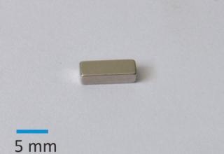 N35 10x4x2,3 mm Ni