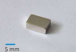 N35 12x8x3,5 mm Ni