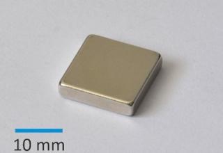 N35 15x15x3,5 mm Ni