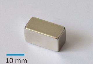 N35 20x10x10 mm Ni