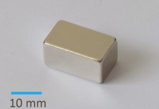 N35 20x12x10 mm Ni