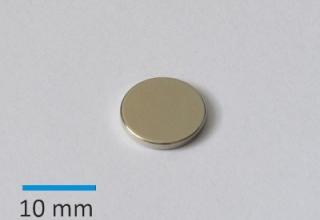 N35 D12x1,5 mm Ni