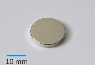 N35 D20x3 mm Ni