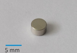 N35 D5x3 mm Ni