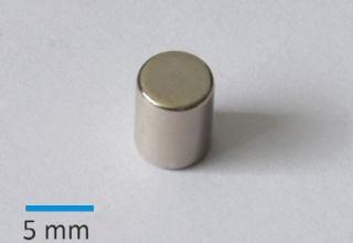 N35 D6x7,5 mm Ni