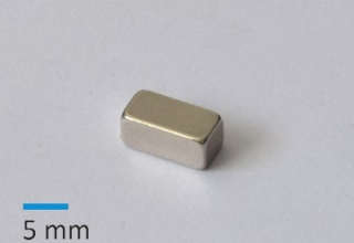 N35H 10x10x10 mm, Ni