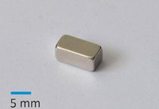 N35H 10x5x4,5mm, Ni