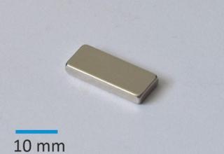 N35H 18x7,5x2,5 mm Ni