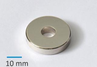 N40 D29xd9,2x6 mm Ni