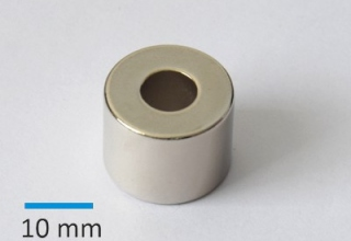 N40H D19,5xd8,2x15 mm Ni