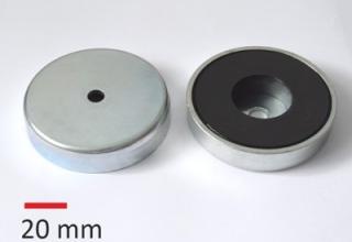 RM11B04 D80x18 mm, d10,5