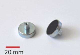 RM11D01 D25x7mm, M4