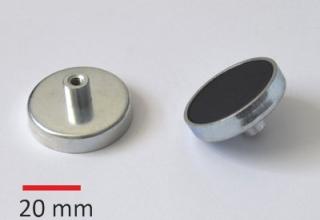 RM11D03 D40x8mm, M4
