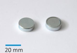 SMND1.006 D20x6mm