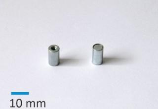 SMND2.001 D6x4,5/11,5mm M3