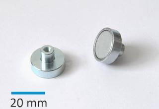 SMND2.006 D20x6mm M4