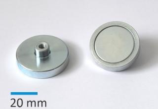 SMND2.009 D40x8,5mm M6